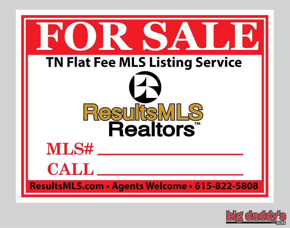 Tennessee Flat Fee MLS Listing - List2Sell com